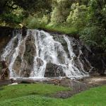 Waterfall in Arusha National Park while on safari with Paul Sweet, Shaw Safaris.