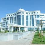 Dashoguz 5* hotel, Turkmenistan