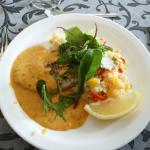 Фотография Mezotne Restaurant