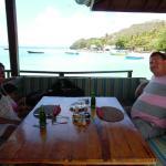 Foto de Basil's Beach Bar & Restaurant