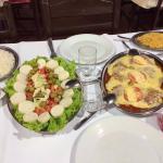 Foto de Restaurante e Pizzaria Ribadávia