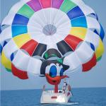 Deniz Paraşütü ve Yamaç Paraşütü