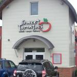 LBV Sweet Tomatoes Entrance