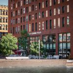 Waterside Crowne Plaza Amsterdam - South