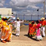 Bailes tipicos. San Juan del Sur