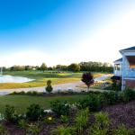 Kennsington Grille & Clubhouse overlooking the Golf Course