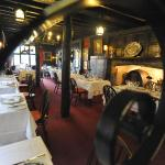Foto de Restaurant at The Mermaid Inn