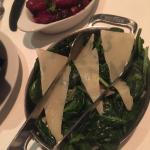Spinach and beets