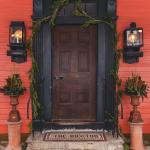 Front Entry In Fall