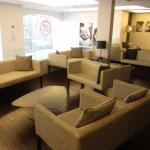 The common lounge room, large and great for socializing