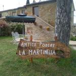 Photo de Antico Podere La Martinella