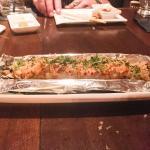 Sushi, Sashimi, & Fire Roll