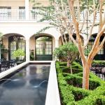 The Planters Inn in Charleston, named #1 Best U.S. Small Hotel by Travel + Leisure magazine.