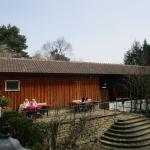 Waldgaststätte Schützenhaus April 16