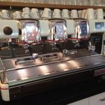 La Cimbali Cafe