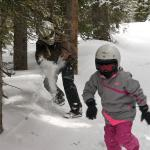 Steamboat Snowmobile Tours Foto