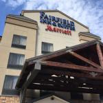 Front of Hotel - Fairfield Inn Kodak, TN