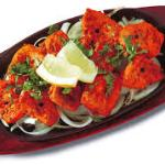 Chicken Tikka (Sizzling)