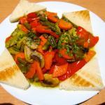 Verduras Salteadas!!