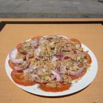 Ensalada de tomate!!