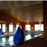 Fairy sized pool.