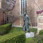 Hotel Elzenveld courtyard