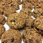 Gluten Free/Lactose Free 'everything' cookies