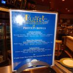 The Buffet at TI Foto