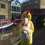 Bizzie Lizzie's Easter Chicken!