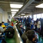 Welcome on board the Staten Island Ferry!