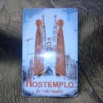 Hostemplo Sagrada Familia Foto