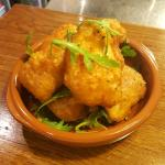 Delicious tapas..every Wednesday