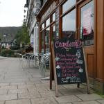 A Great Café in the middle of Otley