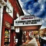 Baseball Town Motel Foto