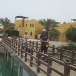 Eine Sageway Tour durch El Gouna! Klasse! 50€ für 2 Pers.
