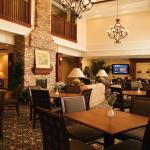 Staybridge Suites Hotel Dallas Guest Reception