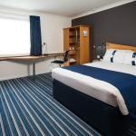 Our accessible bedrooms are extra spacious for your convenience