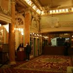 Le hall du Wolcott Hotel