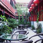 Double Happiness Beijing Courtyard Hotel Foto