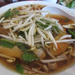 Chicken Rice Noodle Pho