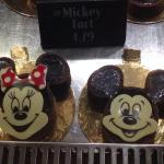 Minnie & Mickey tarts