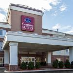 Photo de Comfort Suites Urbana Champaign, University Area