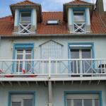 Le balcon de la chambre rose