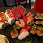 perfect sushi !