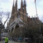 Hostal near by the sagrada familia
