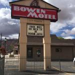 Photo de Bowen Motel