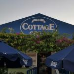 cottage grill Foto