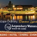 Escape Ordinary. Experience Legendary! Only 3 miles north of Bayfield