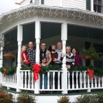 Christmas Greetings from Sunrise Bed & Breakfast