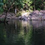 The 'swimming pool' - nice but not exactly a pool. Would swim there again though - beautiful.